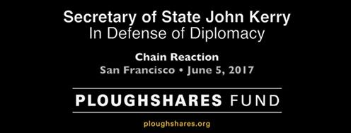 VIDEO: John Kerry in Defense of Diplomacy