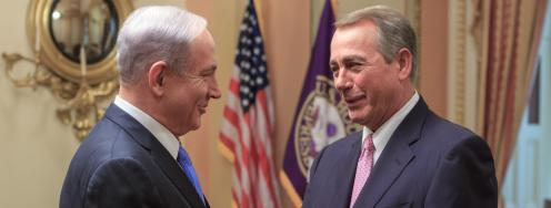 How Boehner Bungled His Bibi Bid