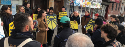 Nuclear Weapons and the Green New Deal