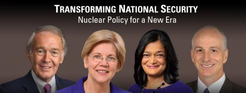 Transforming National Security: Nuclear Policy for a New Era