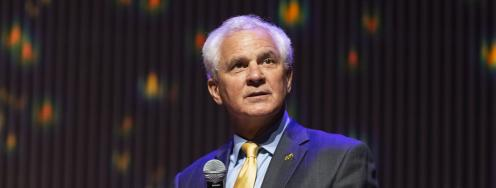 Retirement of Ploughshares Fund President Joe Cirincione
