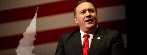 Block Mike Pompeo, Say No to Nuclear War
