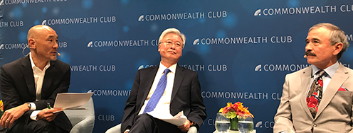 Korea: Two Ambassadors, Two Perspectives