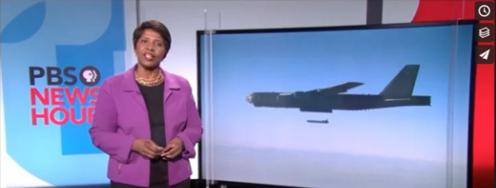 New Arms Race on PBS Newshour