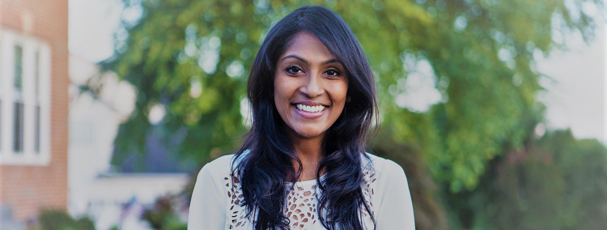 Krishanti O'Mara Vignarajah