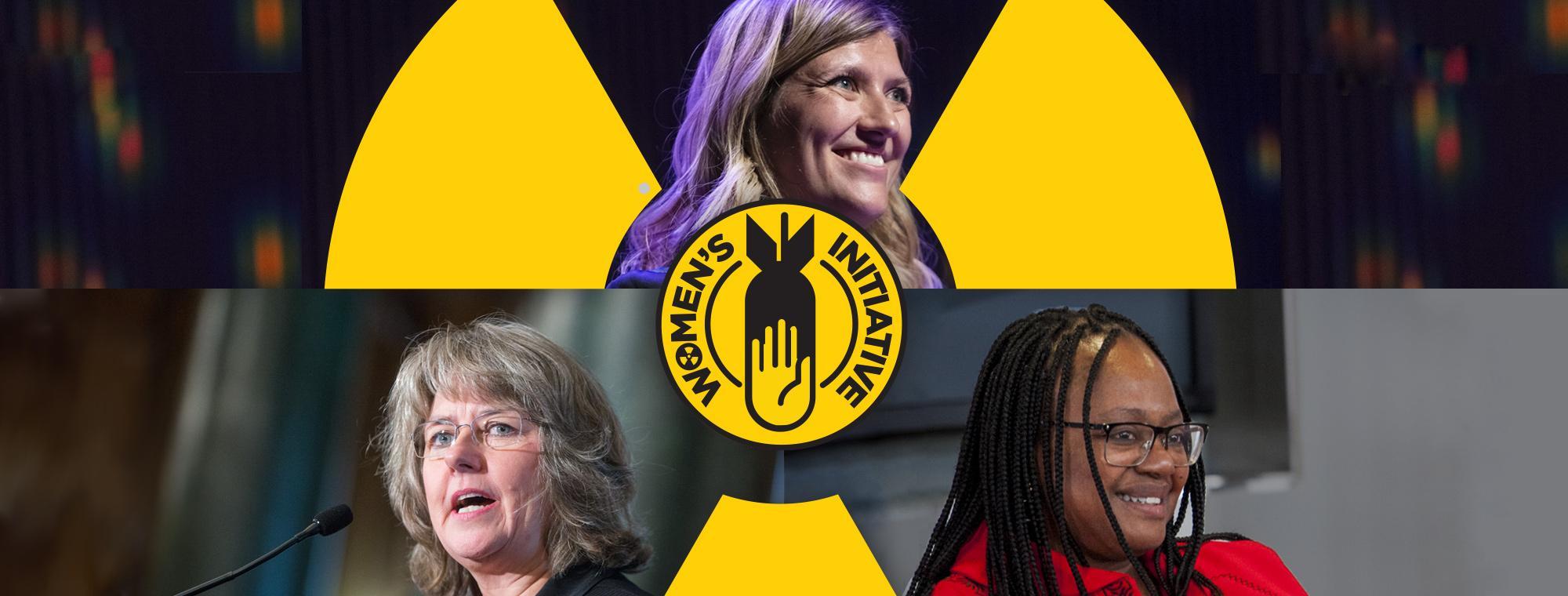 3 women preventing nuclear war